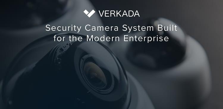 verkada secuirty cameras Baseit