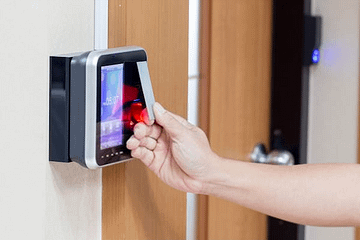 Basit IT Security Surveillance access control system