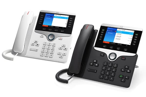 cisco phones services